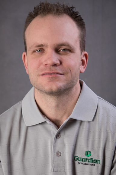 Matt Lang Regional Manager Guardian Pest Solutions